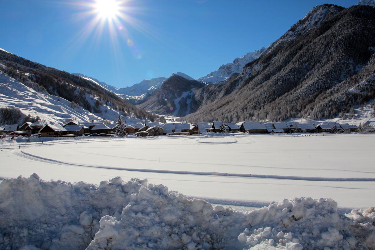 Klettersteig Queyras : Ceillac en queyras vacances dans les hautes alpes