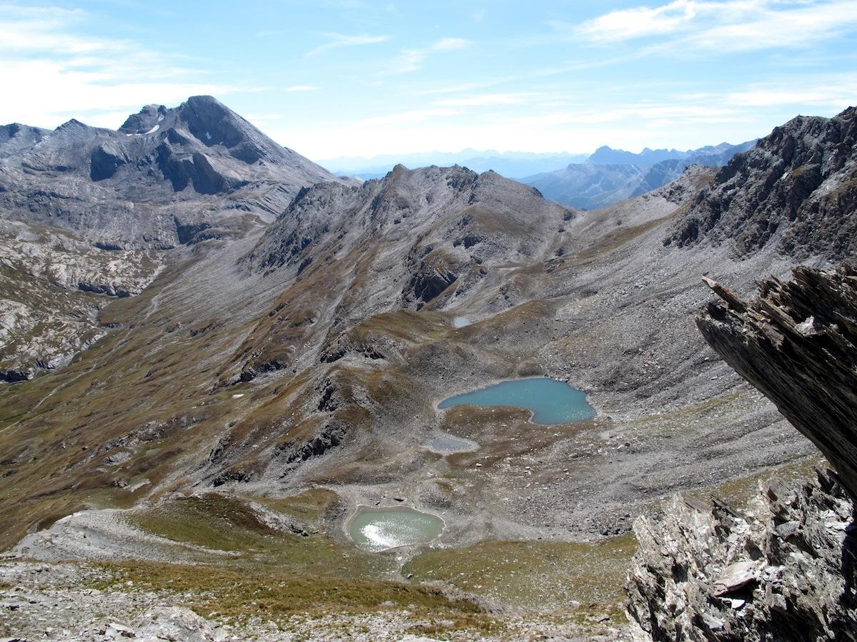 Klettersteig Chateau Queyras : Molines en queyras : vacances dans les hautes alpes