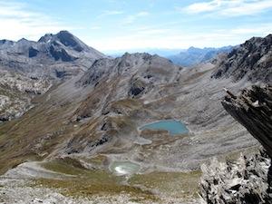 Lacs de l'Eychassier à Ristolas (Queyras)