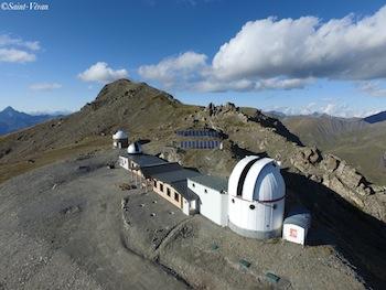 Nouvel observatoire de Saint-Véran