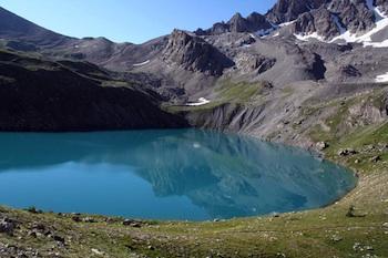 Lago Sainte Anne a Ceillac