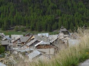 Das Dorf Ceillac