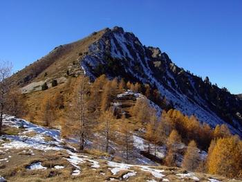 Al Col Fromage, vista sulla valletta