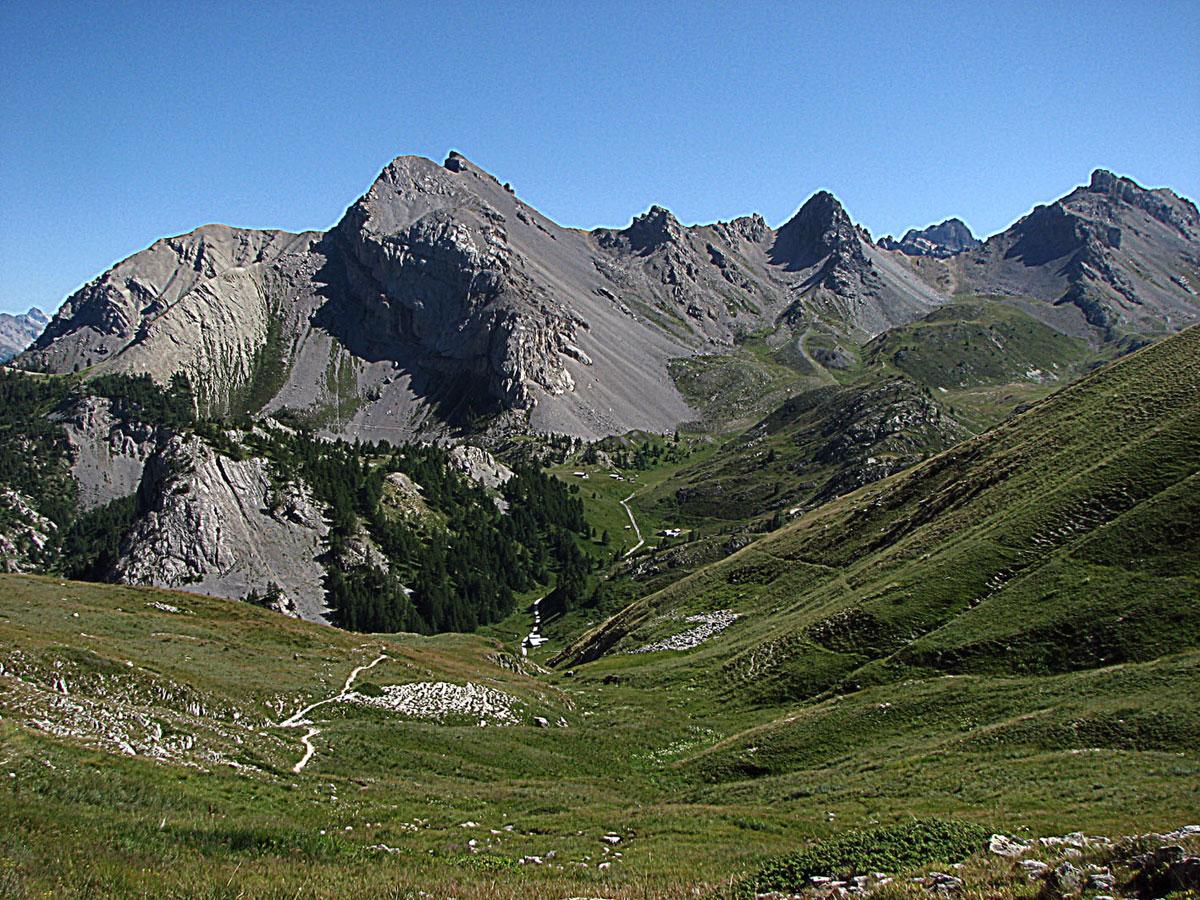 Quelques cols du queyras joyau des hautes alpes - Office du tourisme deux alpes ...