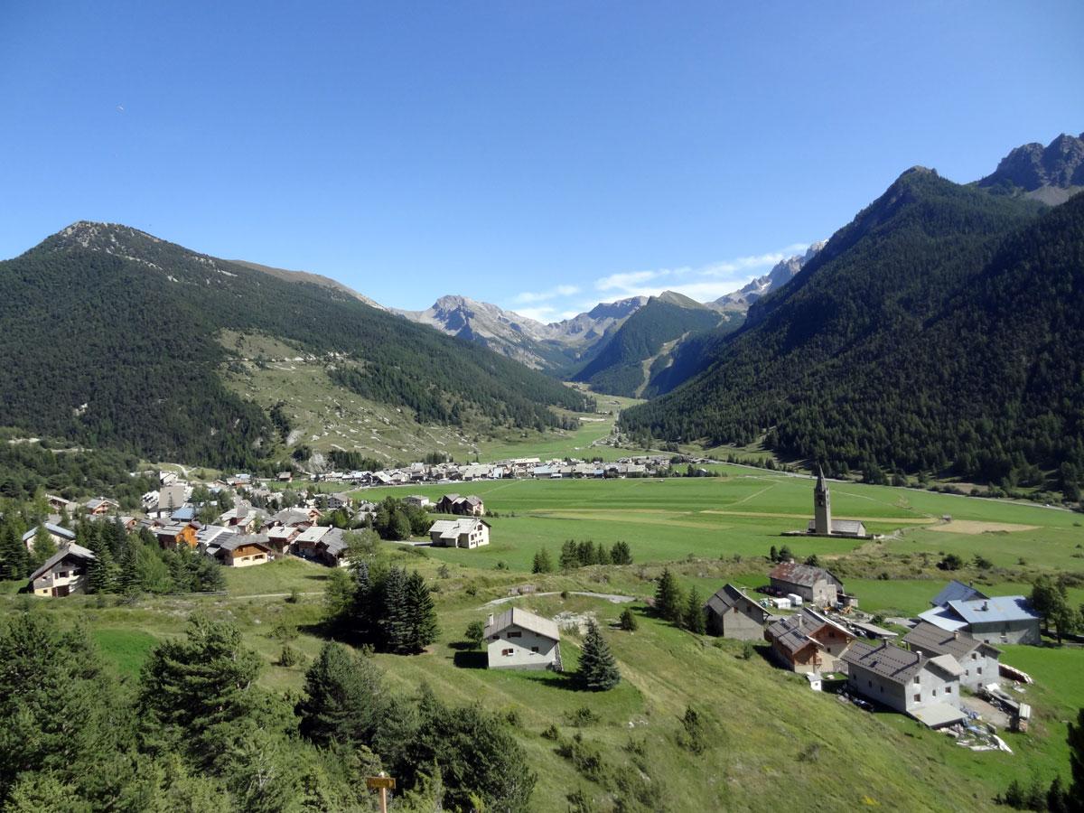 Klettersteig Chateau Queyras : Ceillac en queyras : vacances dans les hautes alpes