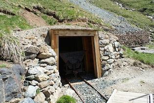 Mine de cuivre de Saint-Véran (Queyras)