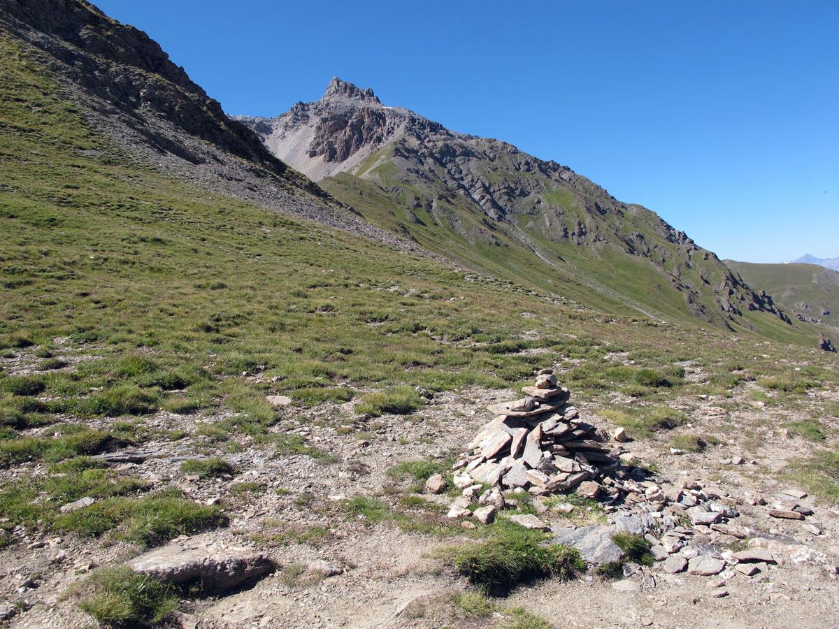 Klettersteig Chateau Queyras : Quelques cols du queyras joyau des hautes alpes