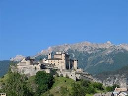 Fort Queyras (Hautes Alpes)