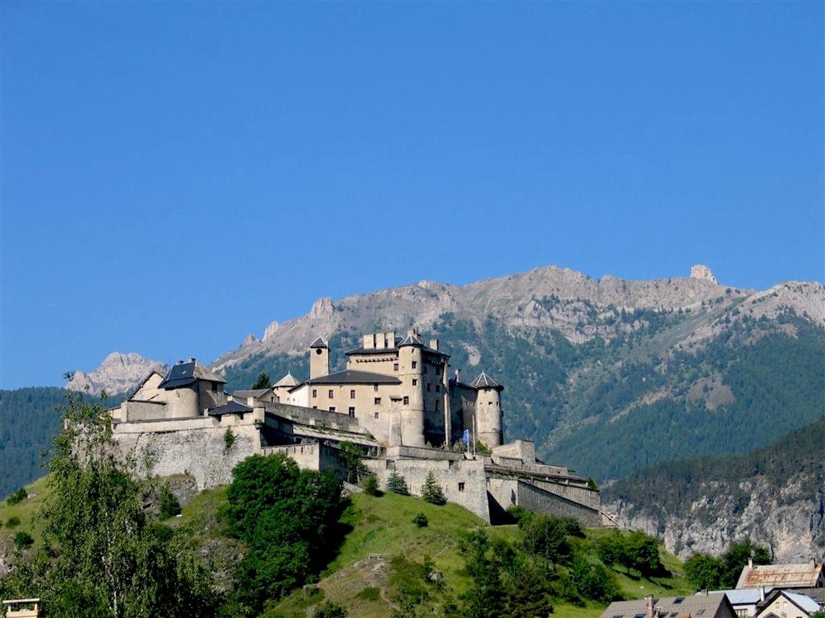 Klettersteig Chateau Queyras : Fort queyras ch teau du revu par vauban
