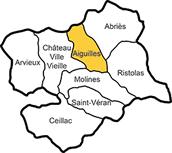 Le Queyras (Hautes Alpes) avec la commune d'Aiguilles