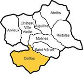 Le Queyras (France) avec la commune de Ceillac
