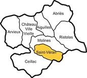 Le Queyras (France) avec la commune de Saint-Véran