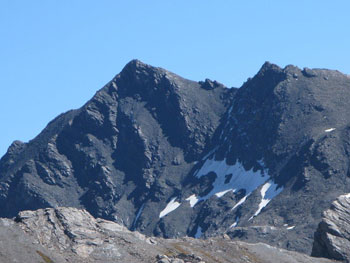 Le mont Aiguillette (Ristolas)