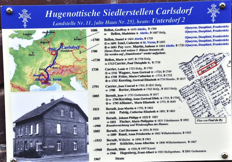 Casa Bellon a Carlsdorf