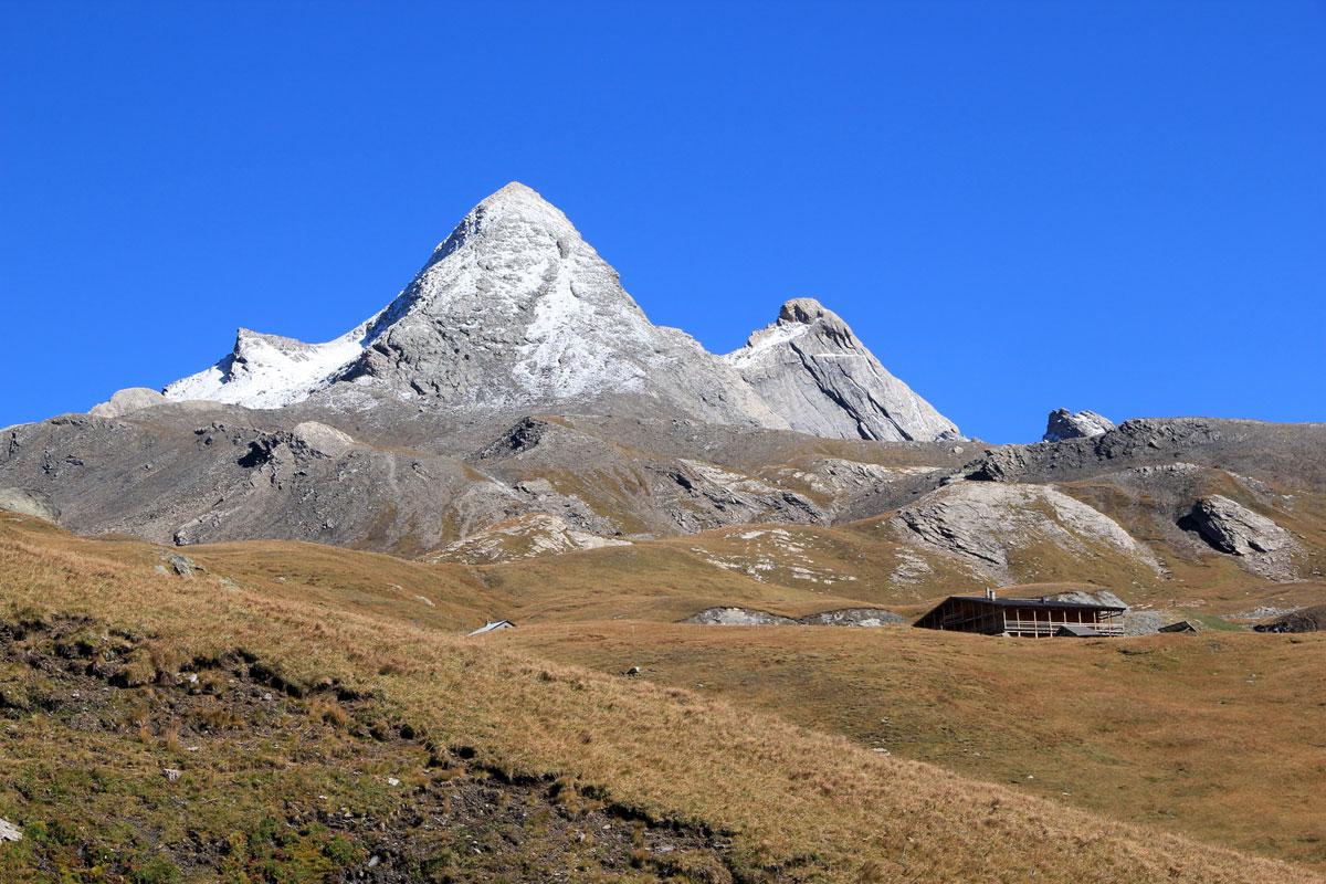 Klettersteig Chateau Queyras : Montagnes du queyras hautes alpes de plus m