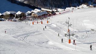 Station de ski de Saint-Véran (Queyras)