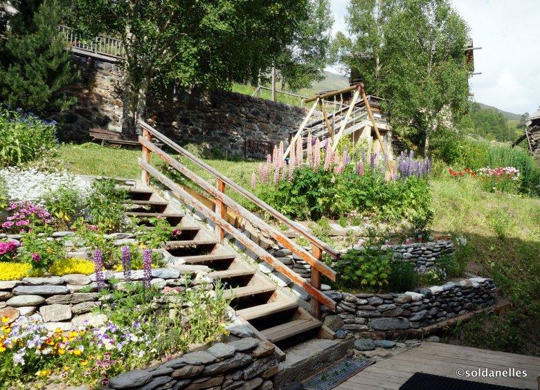 Location appartement saint v ran fran oise bellanger for Location jardin 78