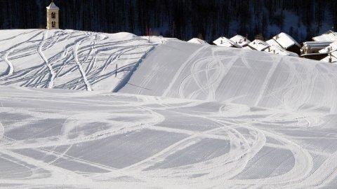 Domaine de ski alpin de Molies-en-Queyras