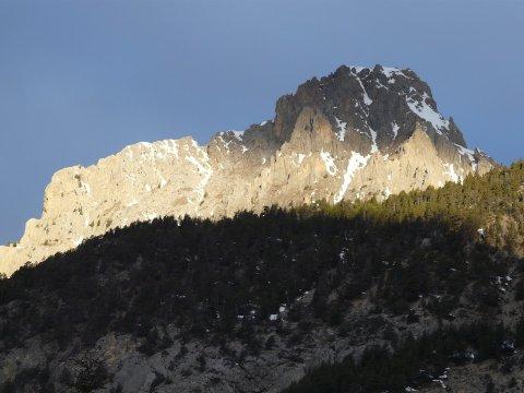 Die Berspitze Assan (Ceillac - Queyras)