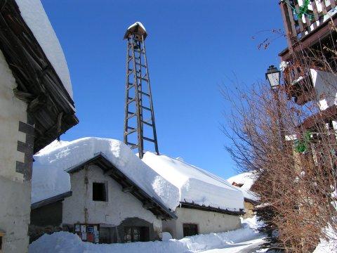 Brunissard paesello di Arvieux nel Queyras (Alte Alpi)