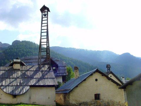 Tour du procureur à Arvieux (Queyras, Hautes Alpes)