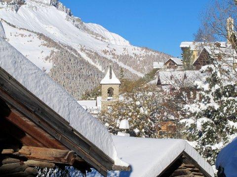 Cocher de Saint-Véran (Queyras, Hautes Alpes)