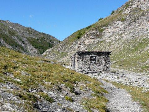 Im Tal des Passes Lacroix (Queyras)