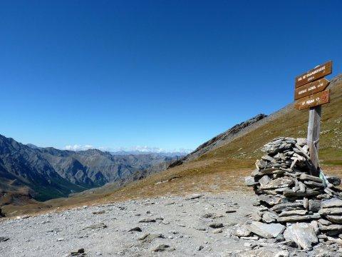 Col de Chamoussières (Queyras)