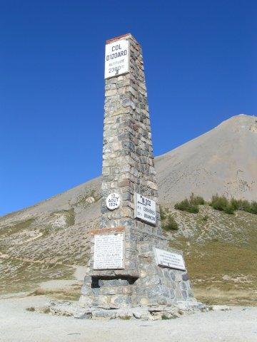 Col d'Izoard entre Queyras et Briançonnais