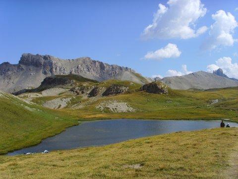 Lac Néal à Arvieux