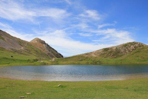 Lac Souliers à Château-Ville-Vieille