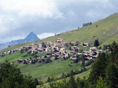 Village de Saint-Véran (Queyras, Hautes Alpes)