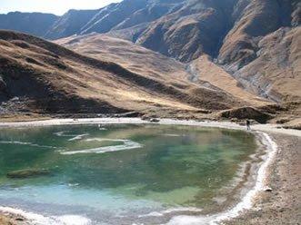 Lac de Clausis (2441 m) à Ceillac (Queyras)