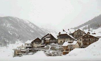 Le hameau de Souliers