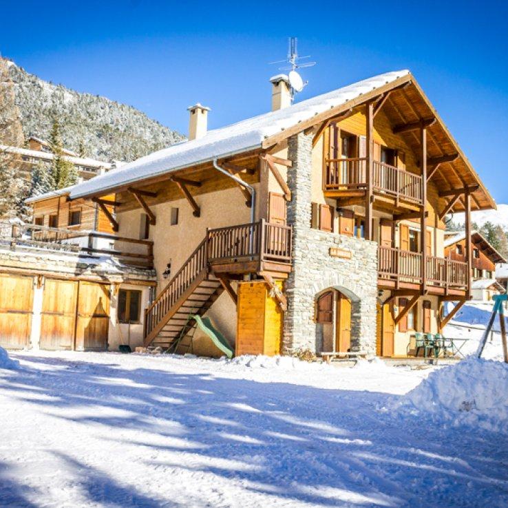 location chalet ski ceillac en queyras