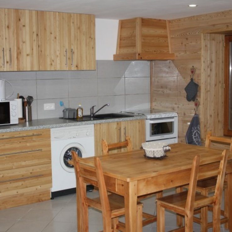 La Misoun - Appartement La Viquiri - 4 pers - Ceillac