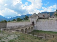 Montdauphin, Festung der Hautes Alpes