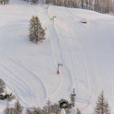 Accès direct au domaine alpin (100 mètres) ski aux pieds !