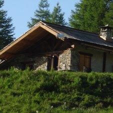 Chalet Peynin à Aiguilles