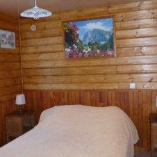 Chambre 1 lit en 140.