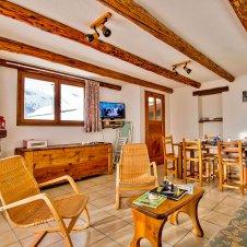 Le salon de la Pointe du Jour, appartement 8836 pour 6 personnes