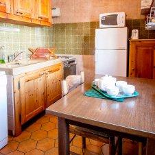 La cuisine du Chatelet, maisonnette indépendante 8835 pour 5 personnes
