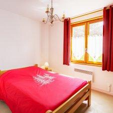 Chambre avec 1 lit pour 2 pers en 140, 1er