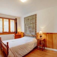 Chambre avec 1 lit pour 2 pers en 140.