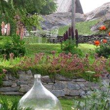le jardin du chalet rochebrune a saint veran