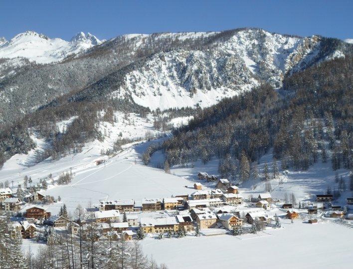 La Chalp, site du ski alpin