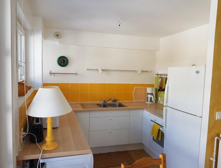 Cuisine Appartement Rochebrune