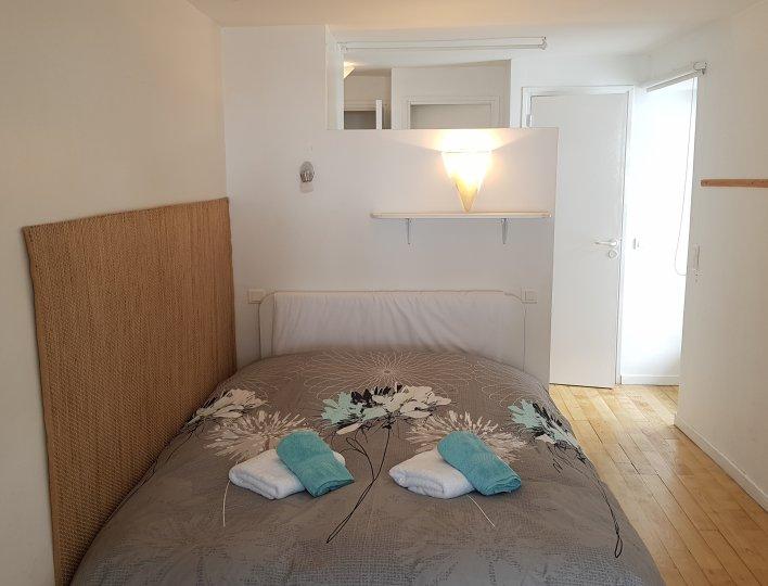 Chambre  Appartement Lauzon Arvieux en Queyras
