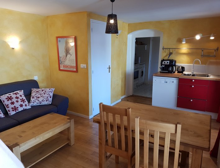 Appartement Les Ayes Maison La Girandole Arvieux en Queyras