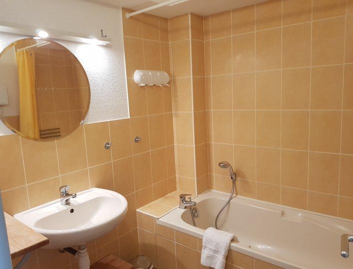 """Salle de bain Appartement """"Centauré"""" Arvieux en Queyras"""